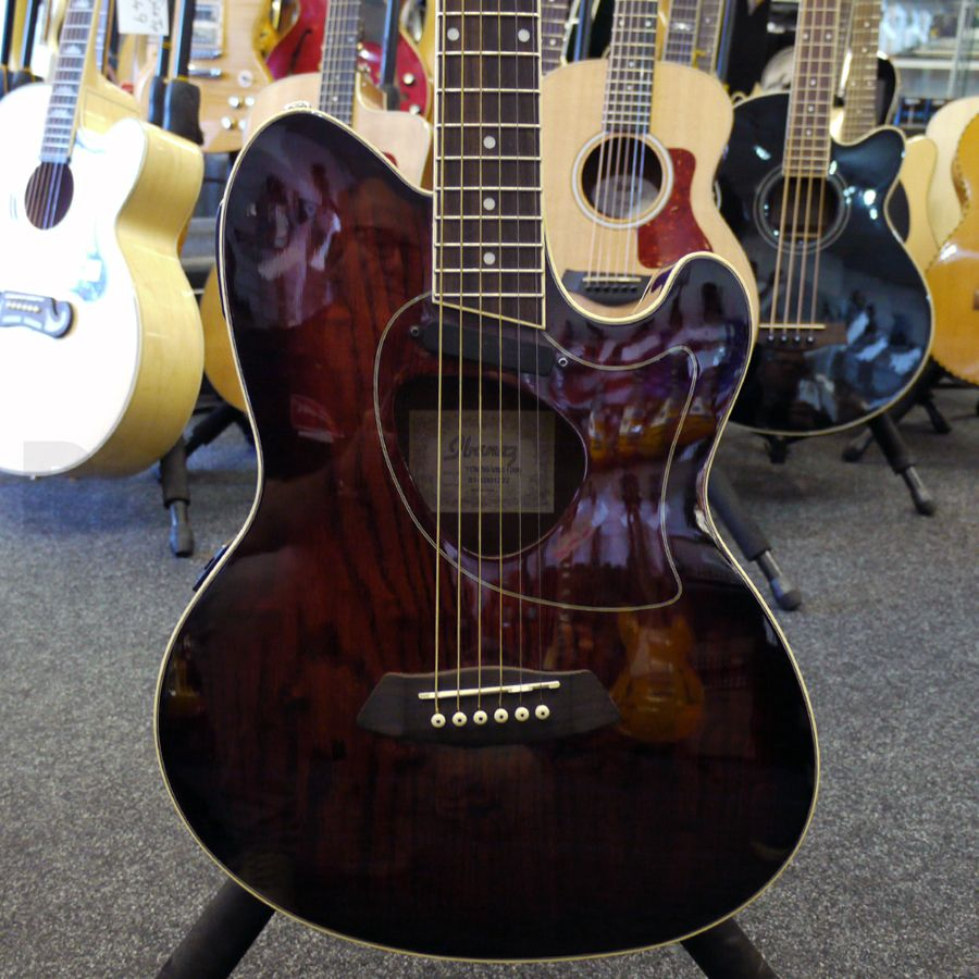second hand ibanez acoustic guitars rich tone music. Black Bedroom Furniture Sets. Home Design Ideas