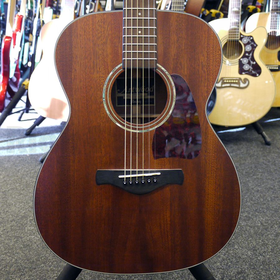 ibanez ac240 opn acoustic 2nd hand rich tone music. Black Bedroom Furniture Sets. Home Design Ideas