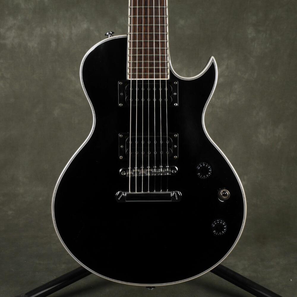 Ibanez ARZ Series ARZ307 Electric Guitar, 7-String - Black - 2nd Hand