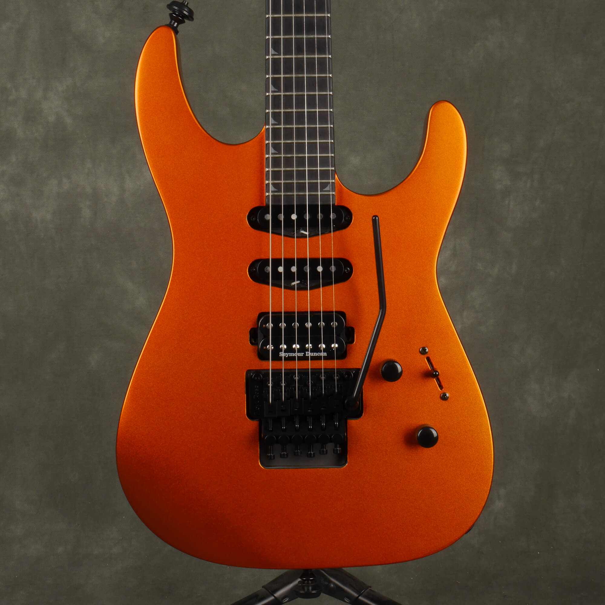 Jackson Pro Series Soloist SL3 - Satin Orange Blaze - 2nd Hand