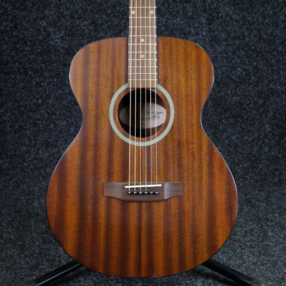 second hand james neligan acoustic guitars rich tone music. Black Bedroom Furniture Sets. Home Design Ideas