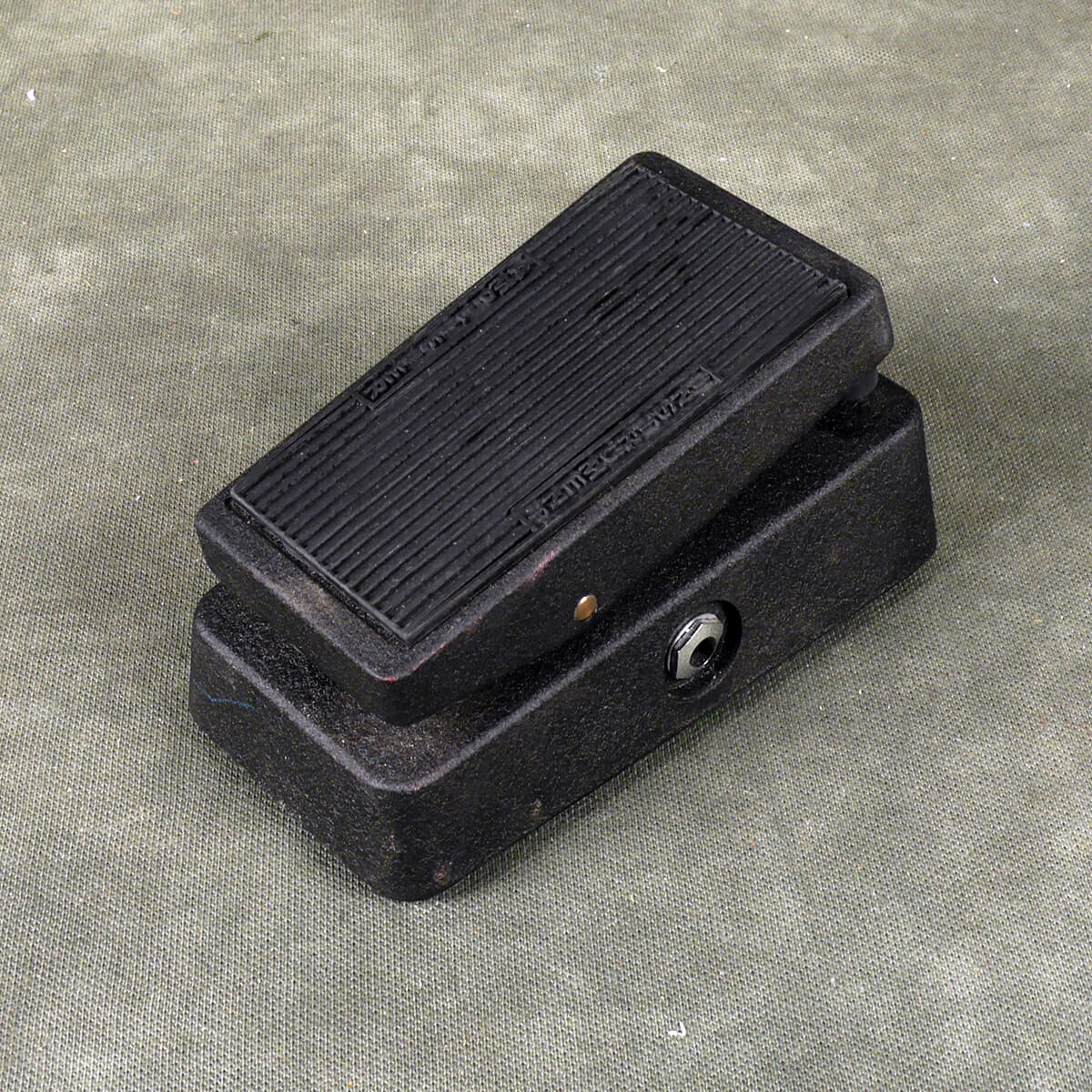 Jim Dunlop CryBaby Mini Wah FX Pedal - 2nd Hand