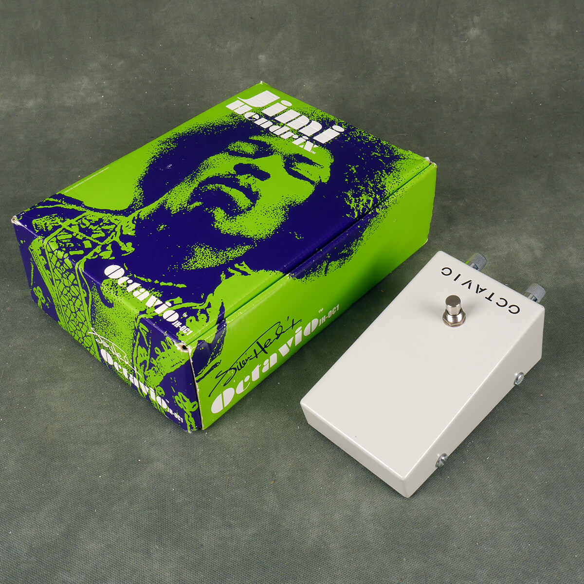 Jim Dunlop JHOC1 Octavio Octave FX Pedal w/Box & PSU - 2nd Hand
