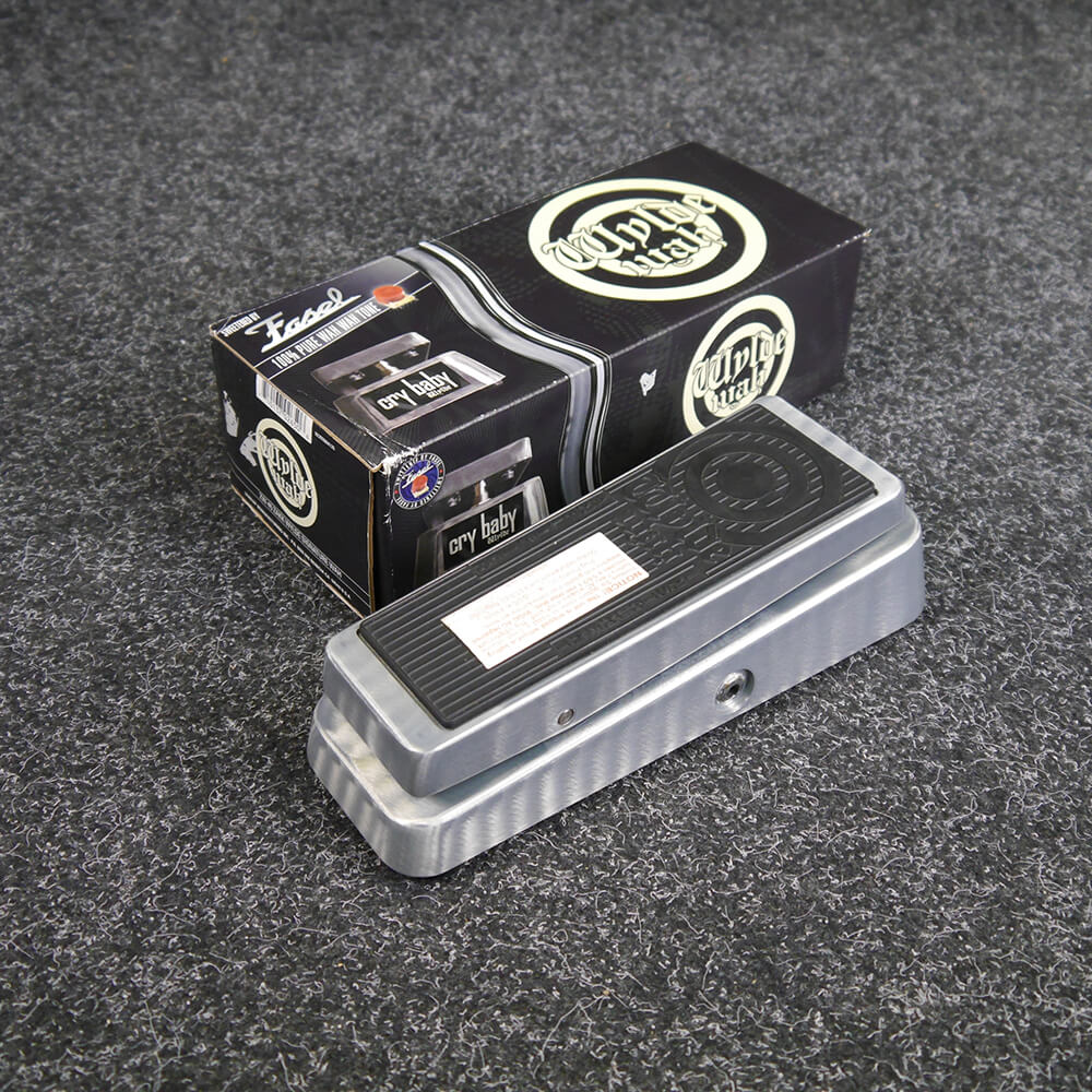 Second Hand Jim Dunlop Fx Pedals Rich Tone Music