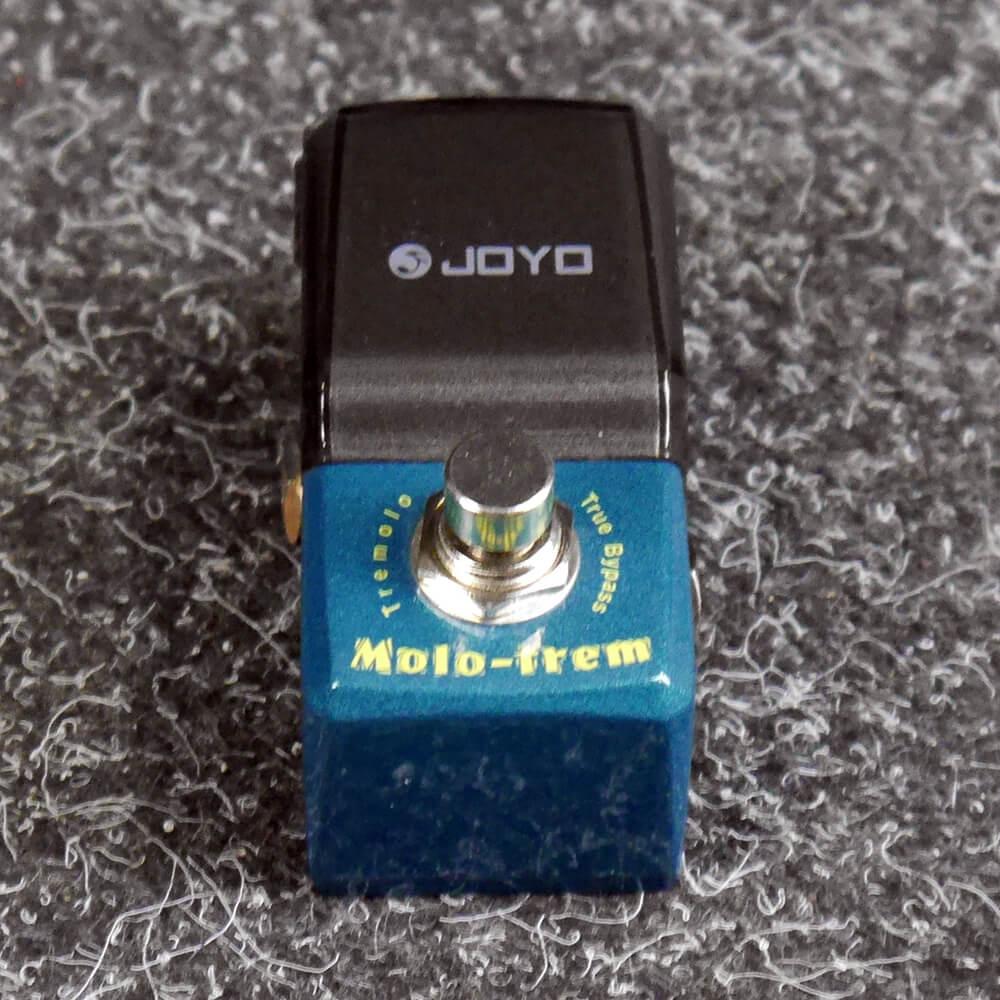 Joyo JF-325 Molo-Trem Tremolo FX Pedal - 2nd Hand