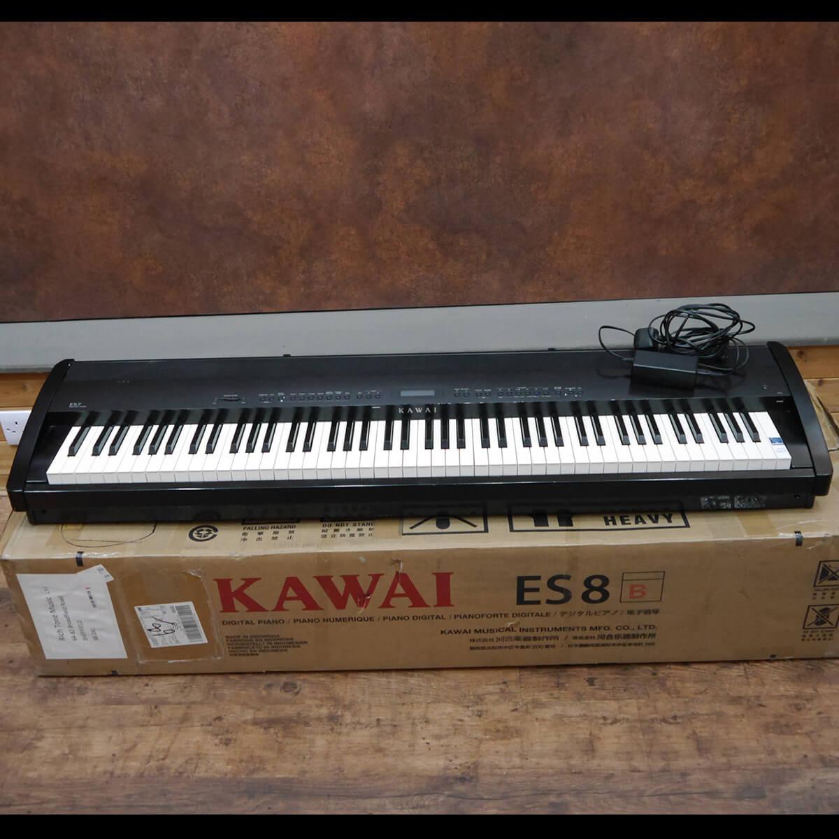 Kawai ES7 Digital Piano & PSU **UK SHIPPING ** w/Box & PSU - 2nd Hand