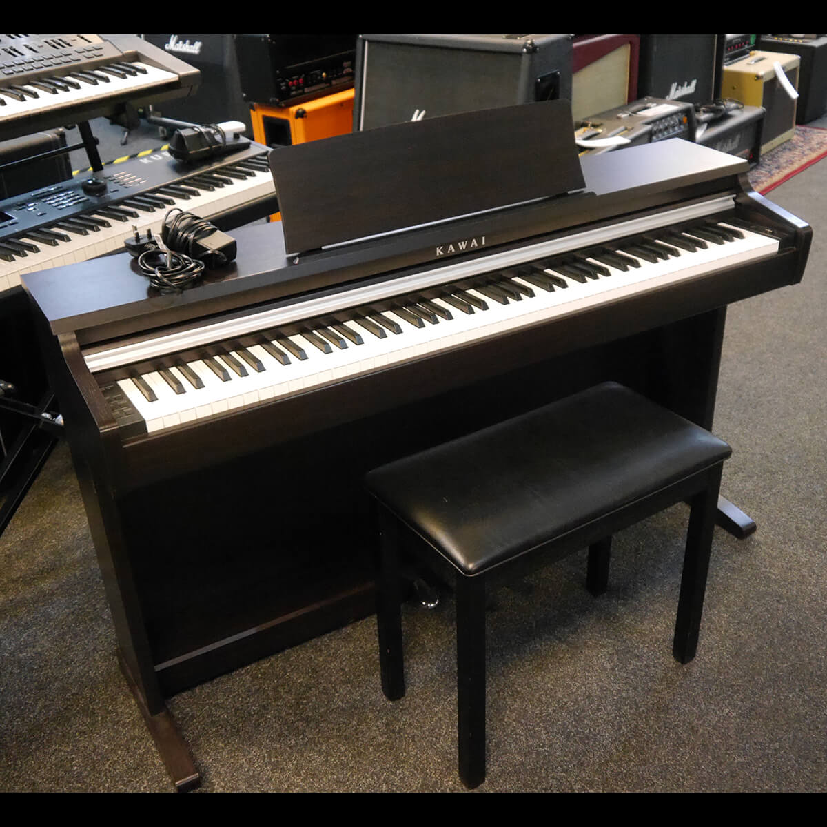 Kawai KDP110 88-Key Piano & PSU - 2nd Hand **COLLECTION ONLY**