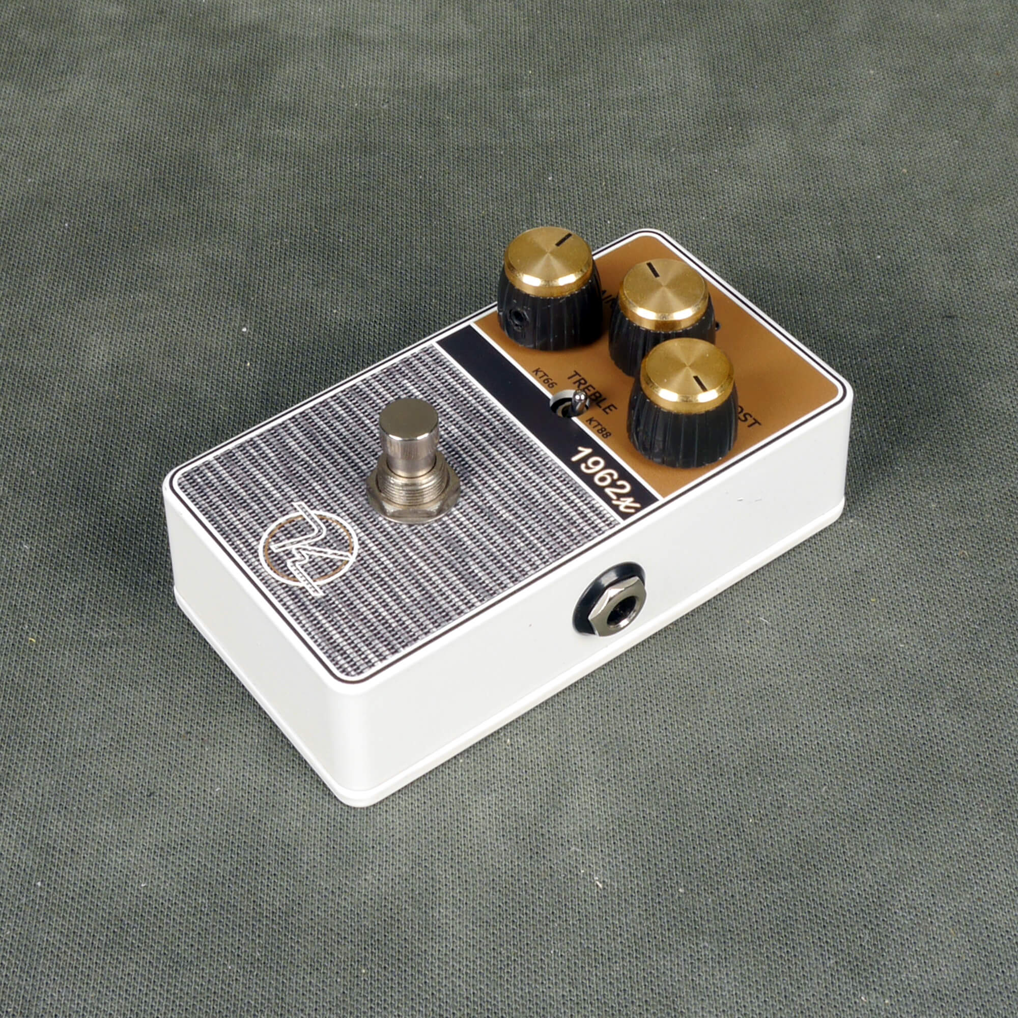 Keeley 1962x 2-Mode British Overdrive FX Pedal - 2nd Hand