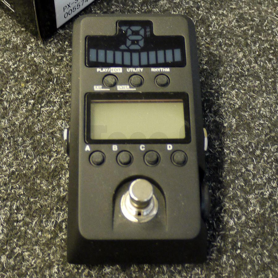 korg pandora stomp multi effects pedal w box 2nd hand rich tone music. Black Bedroom Furniture Sets. Home Design Ideas