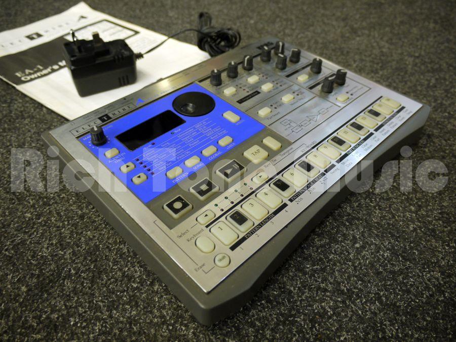 korg electribe ea1 2nd hand rich tone music. Black Bedroom Furniture Sets. Home Design Ideas