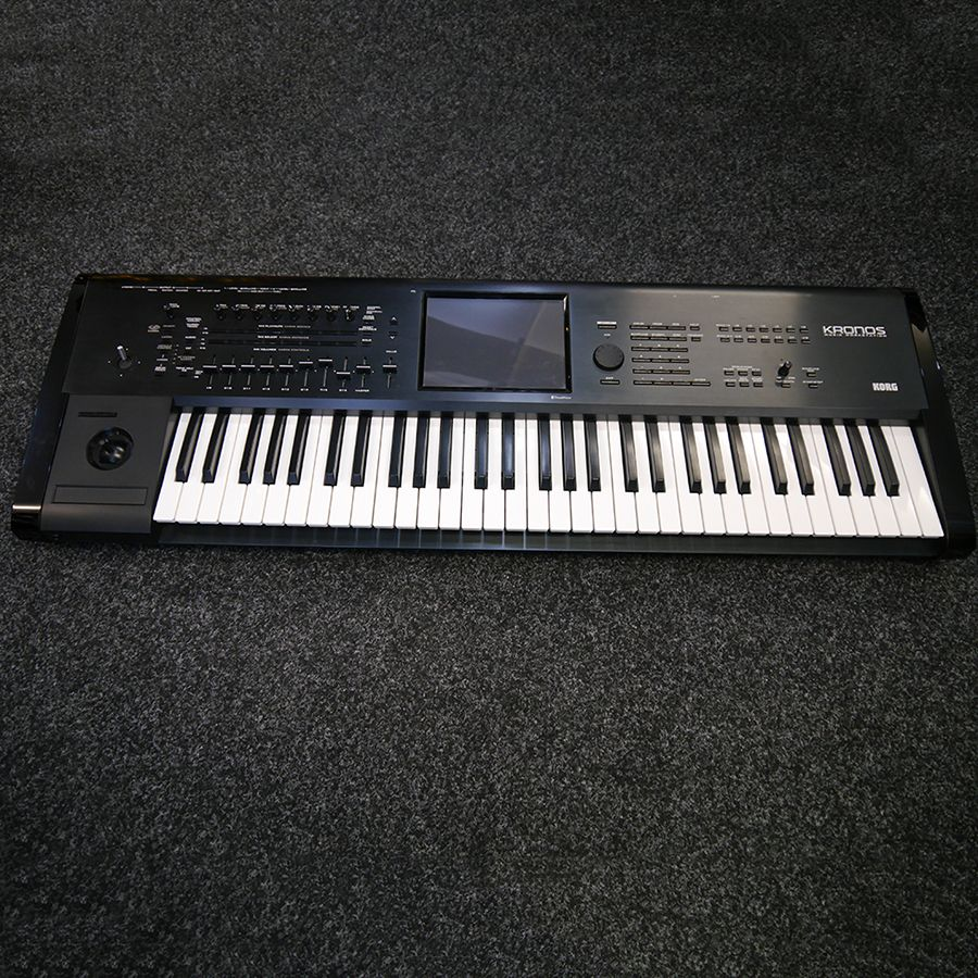 korg kronos music workstation original with latest software 2nd hand rich tone music. Black Bedroom Furniture Sets. Home Design Ideas