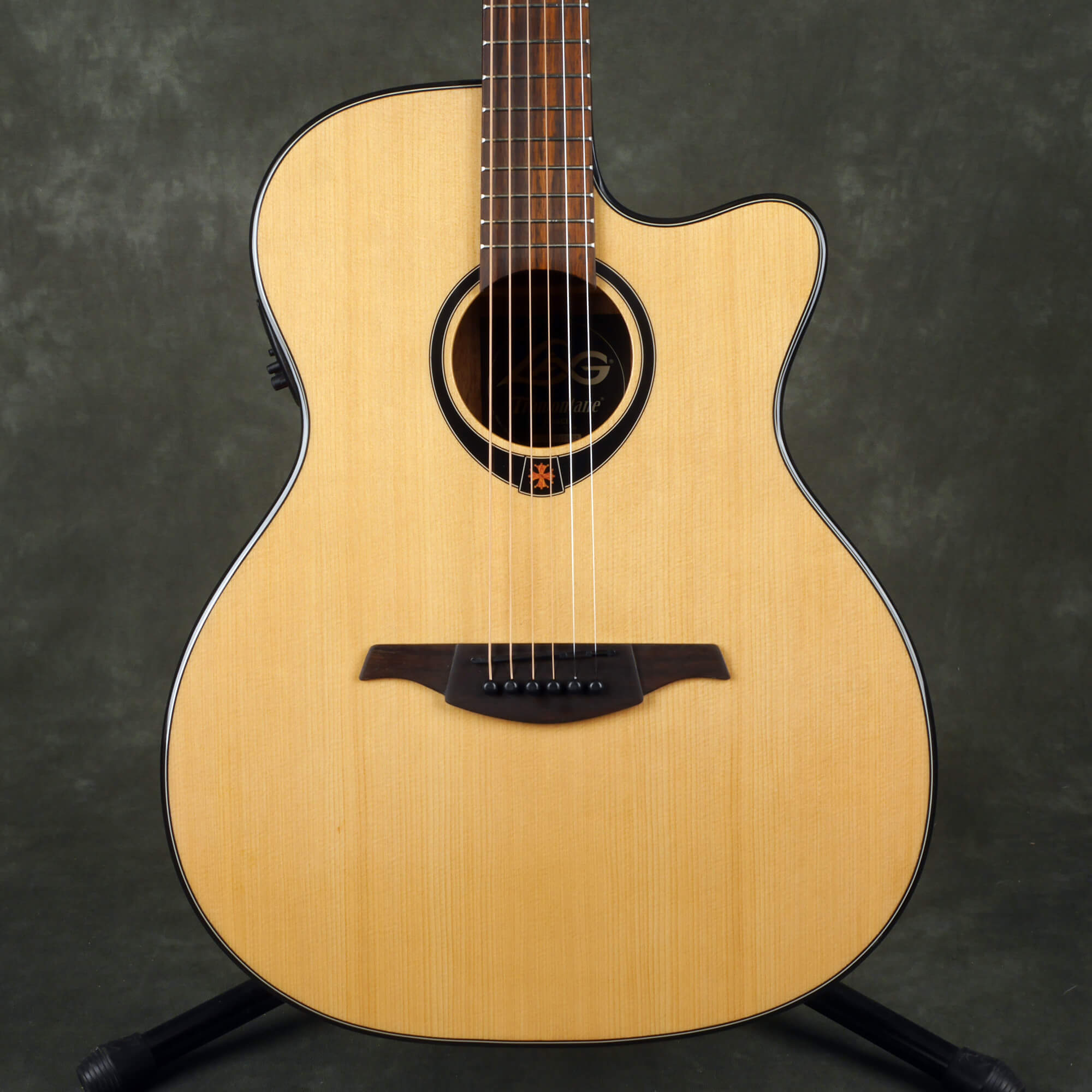 Lag Tramontane T66 ACE Electro-Acoustic Guitar - Natural - 2nd Hand