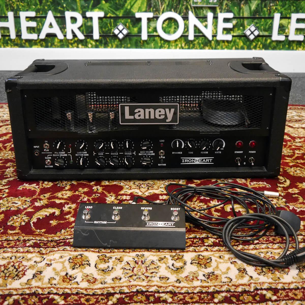 Laney Ironheart IRT60 Amplifier Head - 2nd Hand
