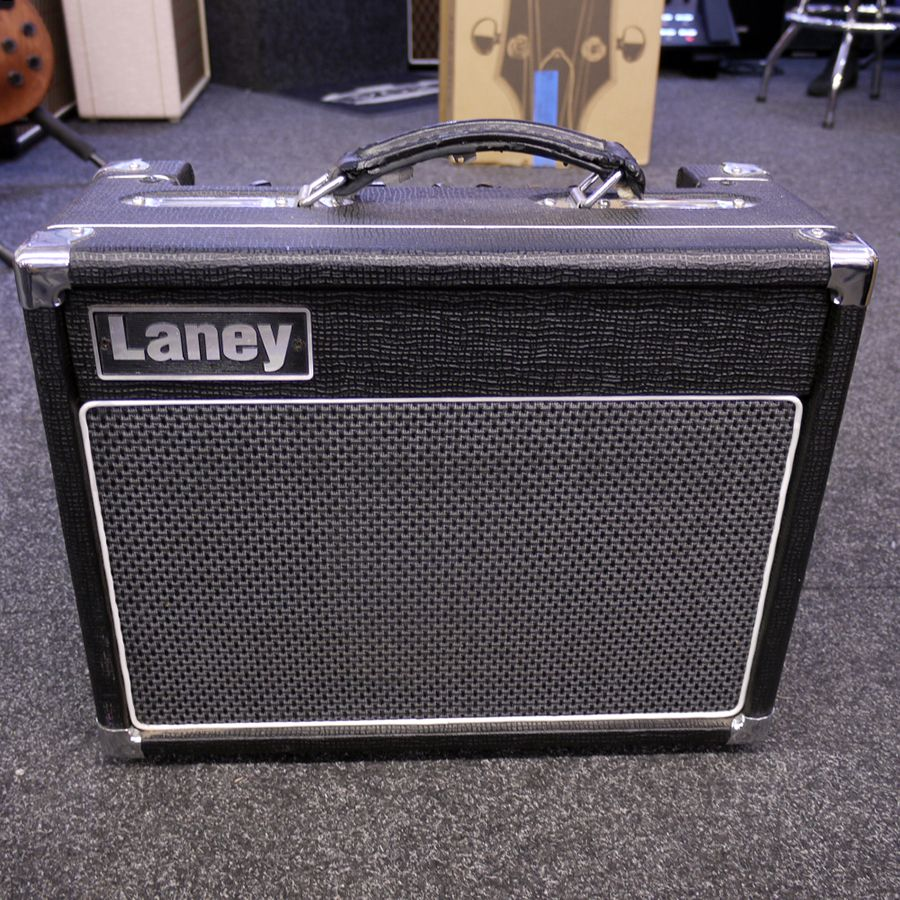 laney vc15 guitar amplifier 2nd hand rich tone music. Black Bedroom Furniture Sets. Home Design Ideas