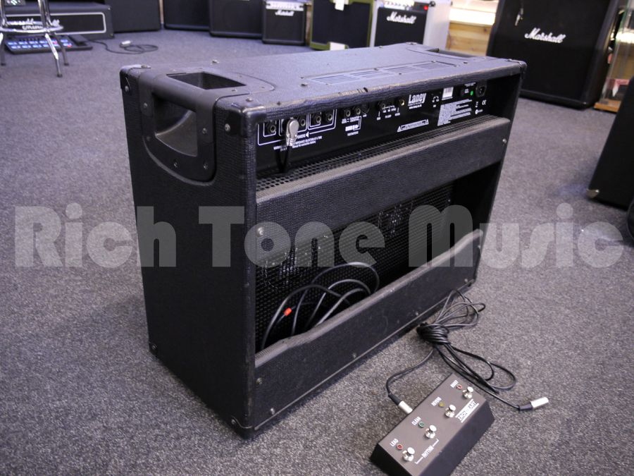 laney ironheart irt60 212 combo amplifier w footswitch 2nd hand rich tone music. Black Bedroom Furniture Sets. Home Design Ideas