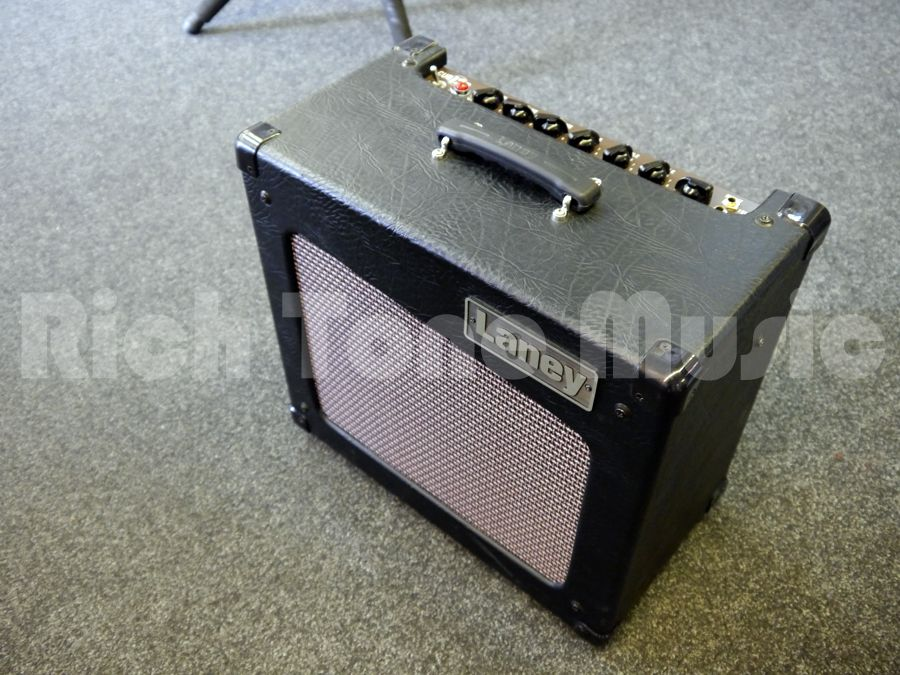 laney cub 12r combo amplifier 2nd hand rich tone music. Black Bedroom Furniture Sets. Home Design Ideas