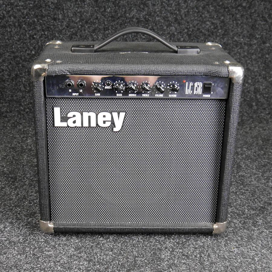 Laney LC15R Combo Amp - **COLLECTION ONLY**  2nd Hand