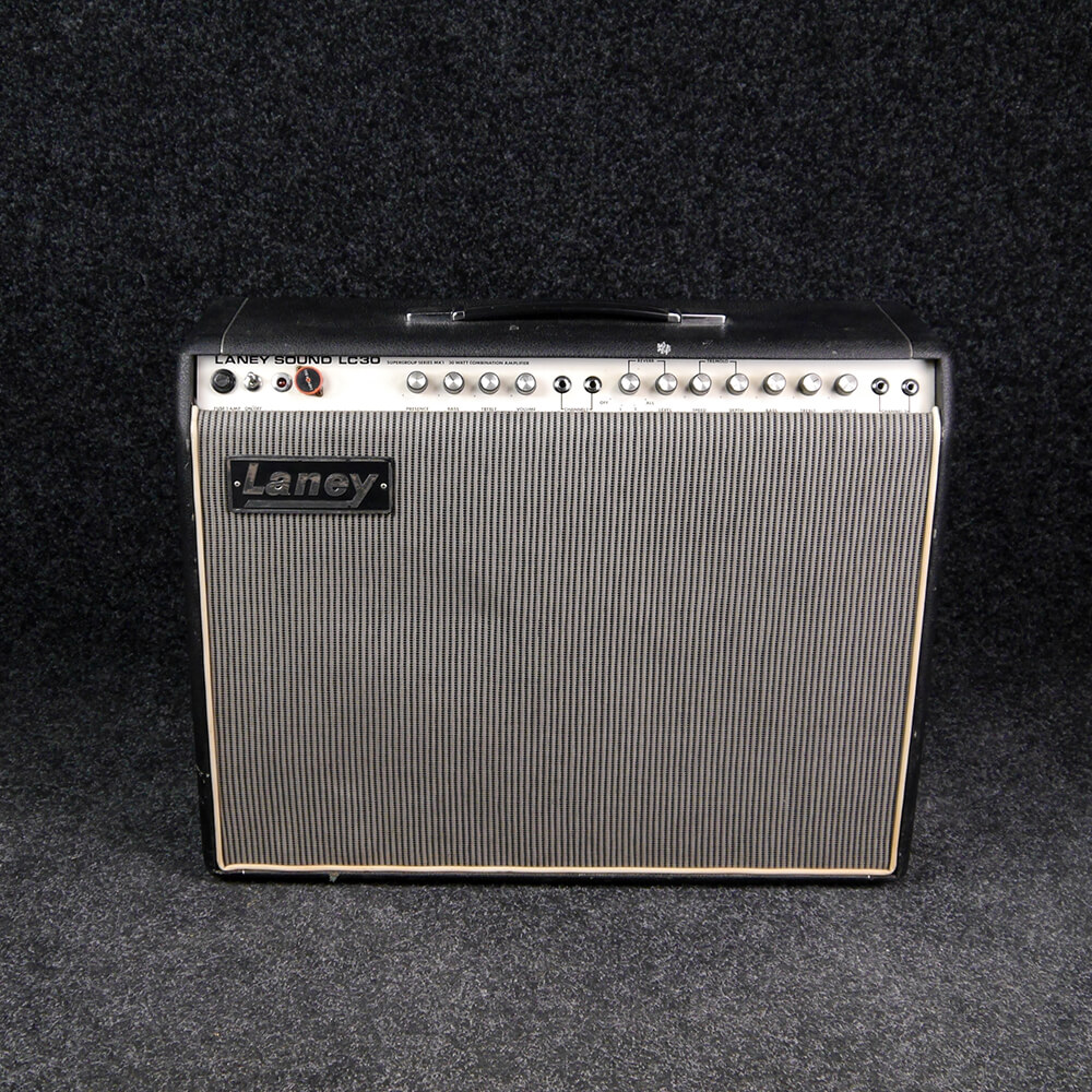 Laney Supergroup Solid State Amp - 2nd Hand **COLLECTION ONLY**