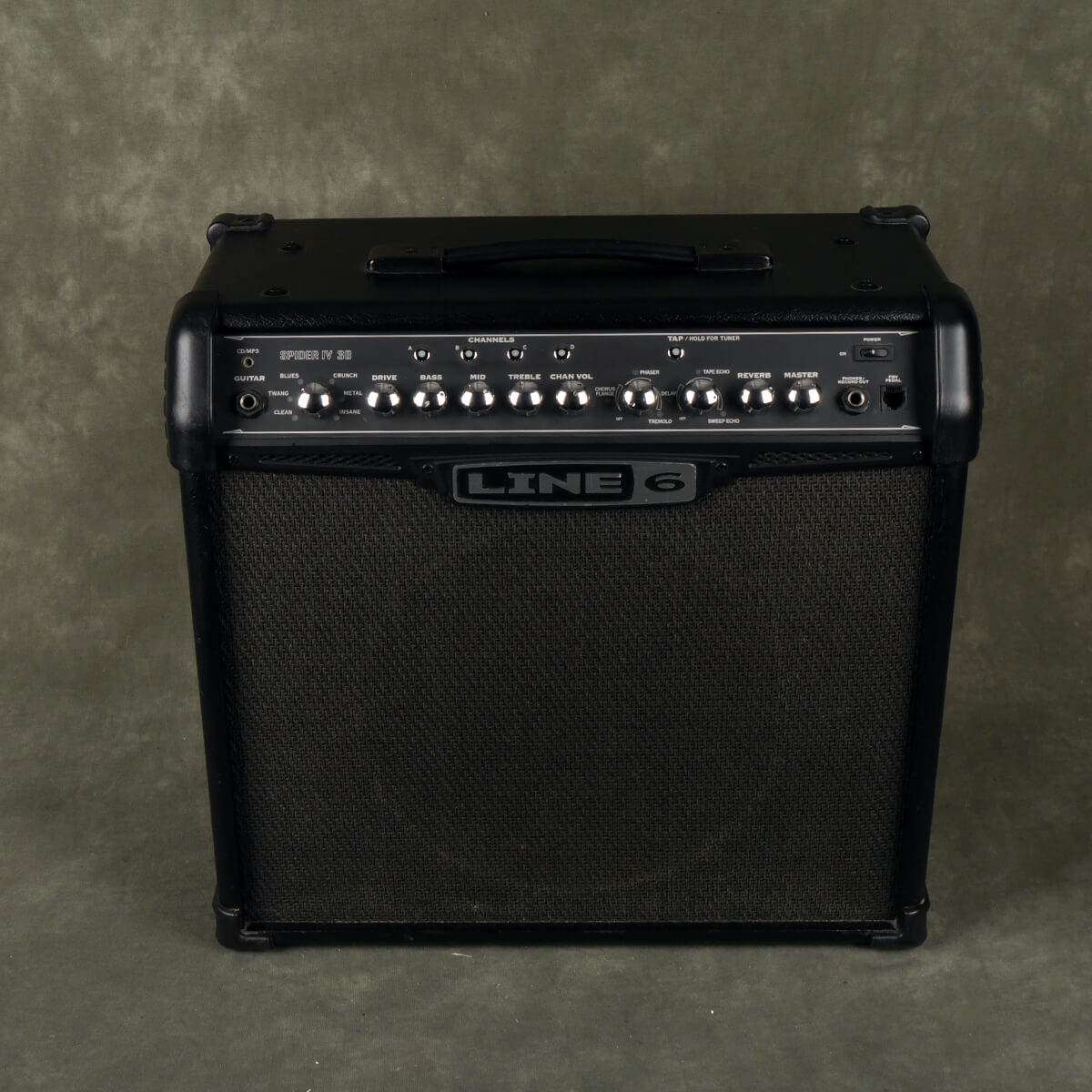 Line 6 Spider IV 30 Combo Amplifier - 2nd Hand