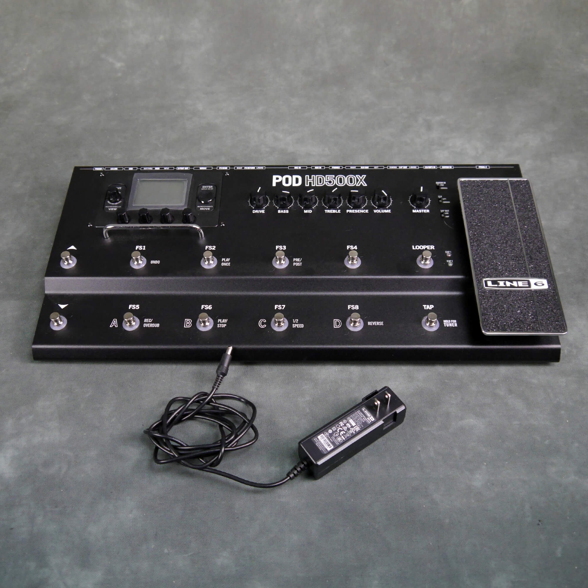 Line 6 POD HD500X Multi Effects Unit - 2nd Hand