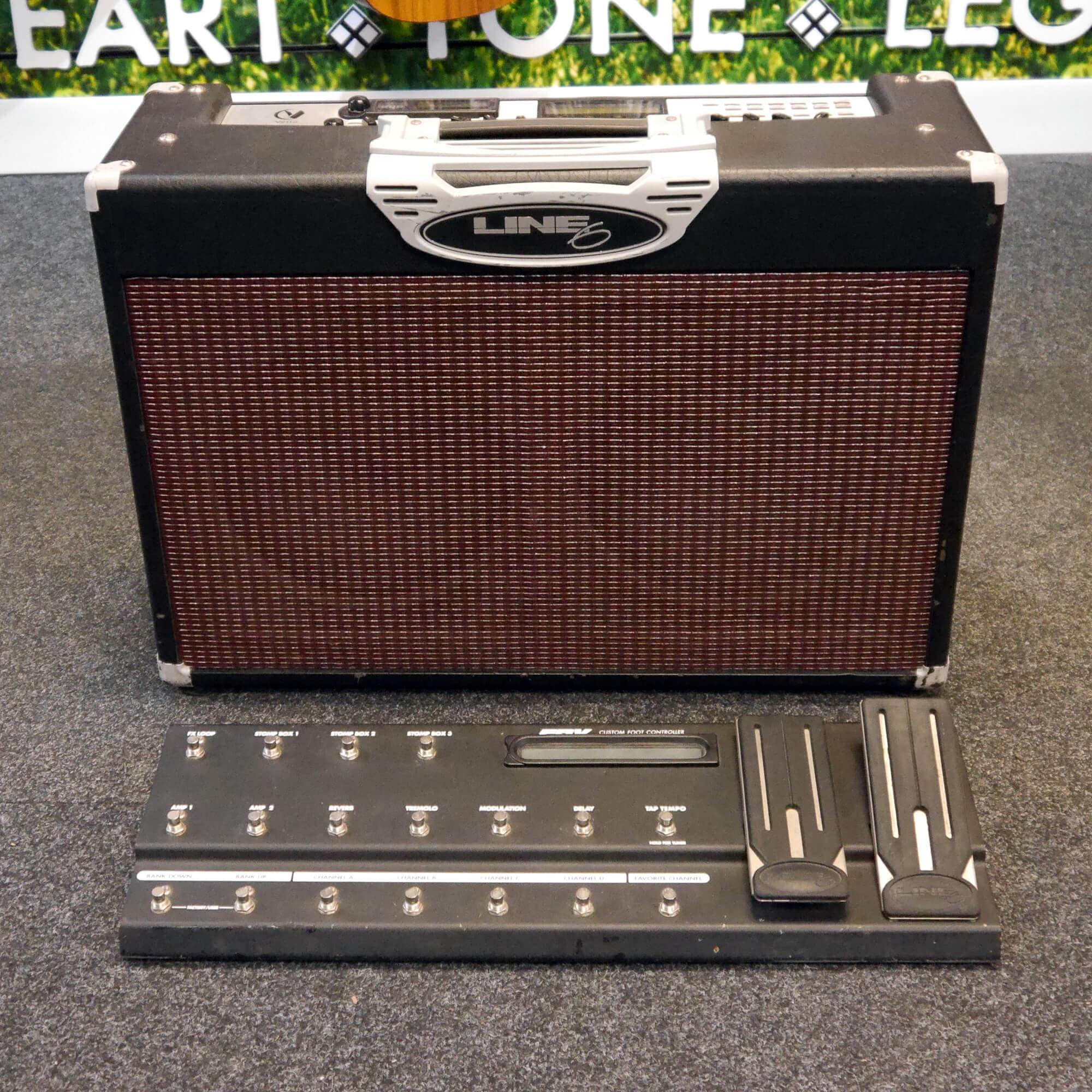 Line 6 Vetta Guitar Combo Amplifier - 2nd Hand