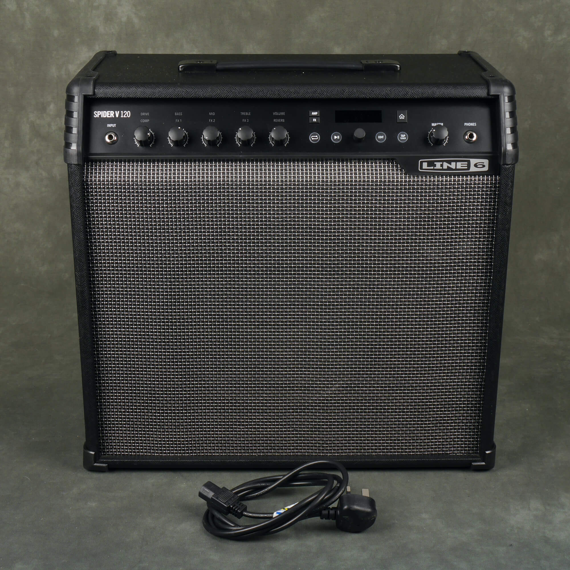 Line 6 Spider V 120 Combo Guitar Amplifier - 2nd Hand