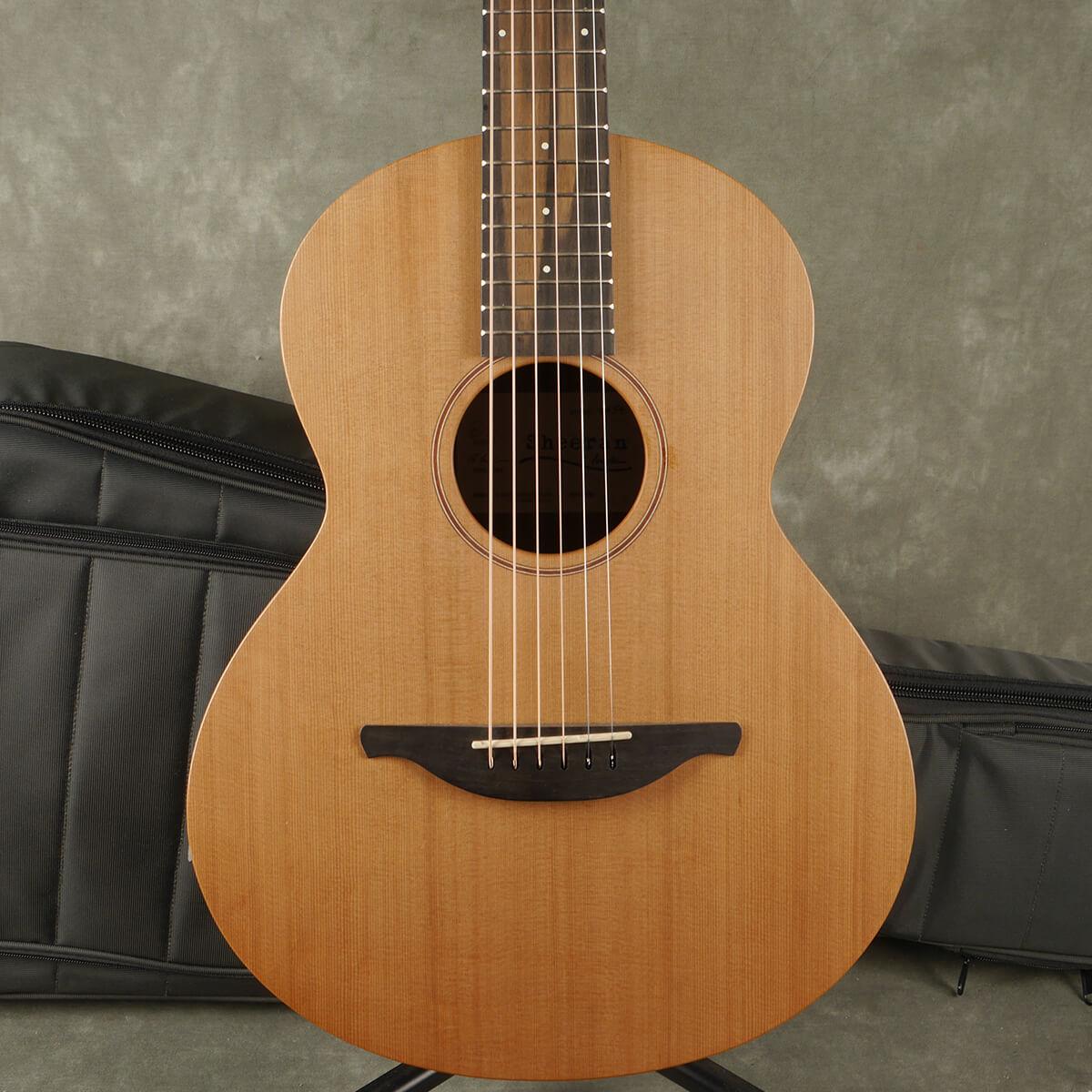 Sheeran W01 Acoustic Guitar - Natural w/Gig Bag - 2nd Hand