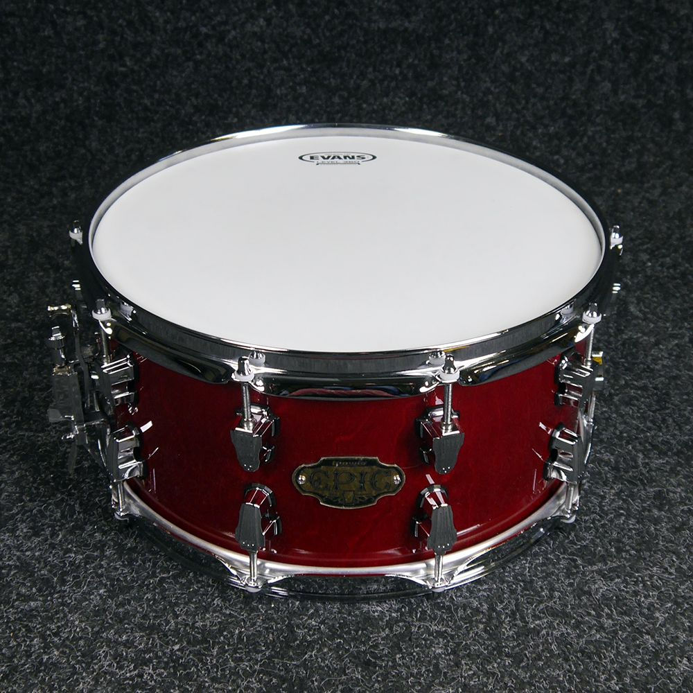second hand ludwig drums percussion rich tone music. Black Bedroom Furniture Sets. Home Design Ideas