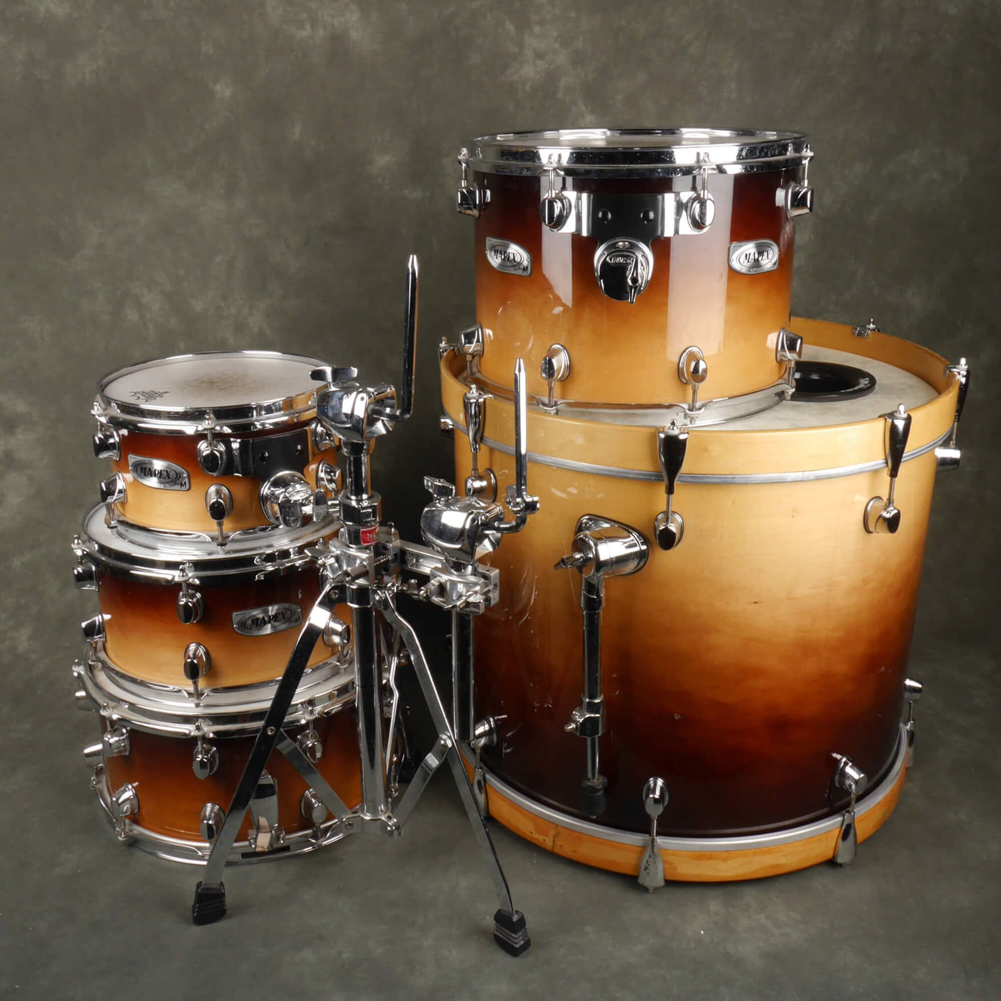 Mapex Pro-M 5-Piece Shell Pack - 2nd Hand **UK SHIPPING ONLY**