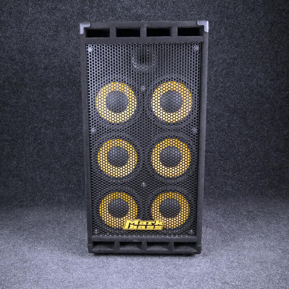Markbass Standard 106 HF Bass Cab - 2nd Hand **COLLECTION ONLY**