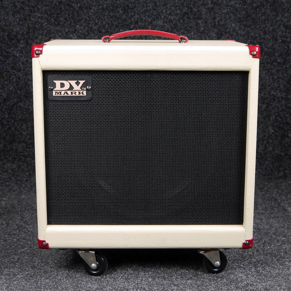 DV Mark C112 Small Cabinet w/Eminence Legend 16ohms and Castors - 2nd Hand