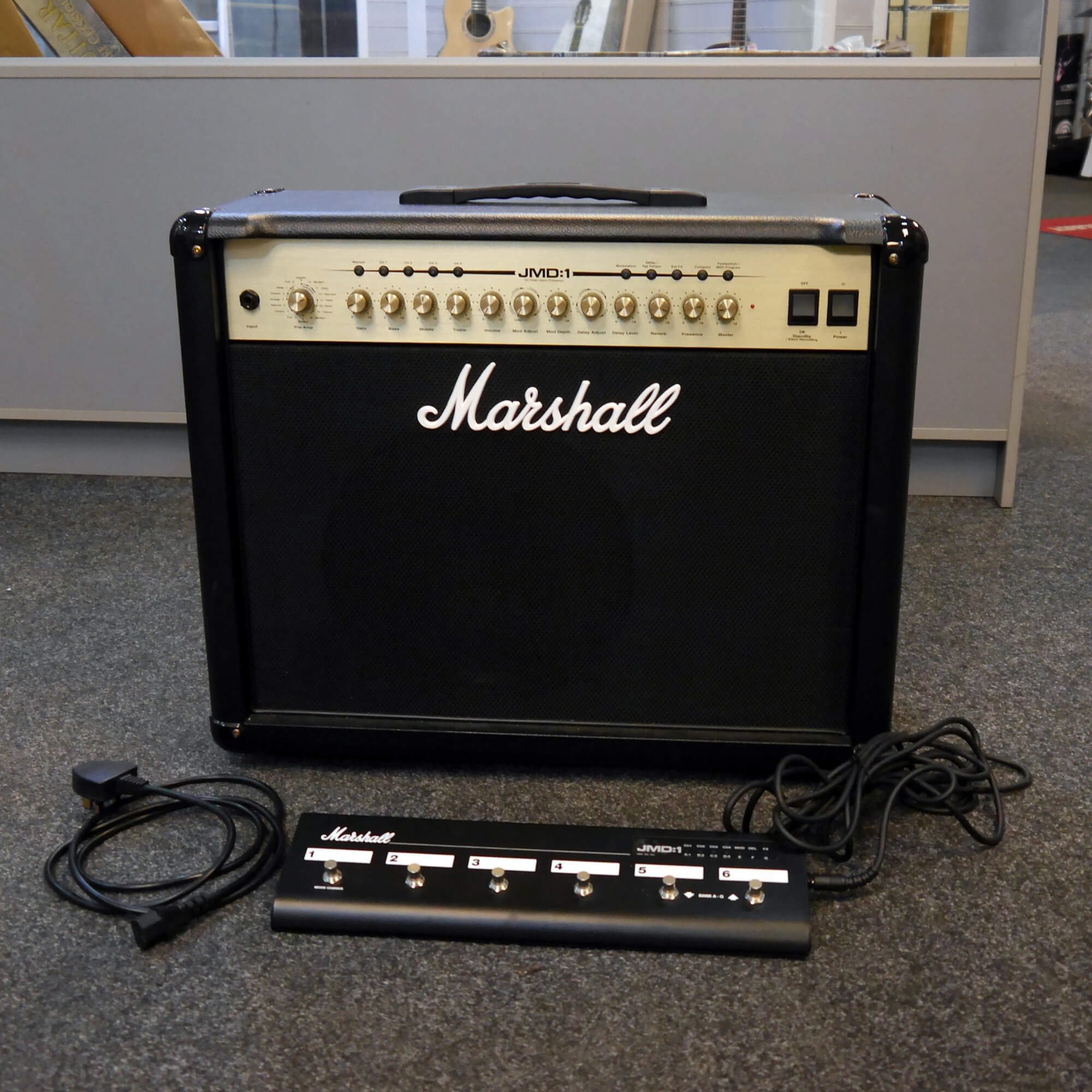 Marshall JMD:1 50w Combo & Footswitch - 2nd Hand
