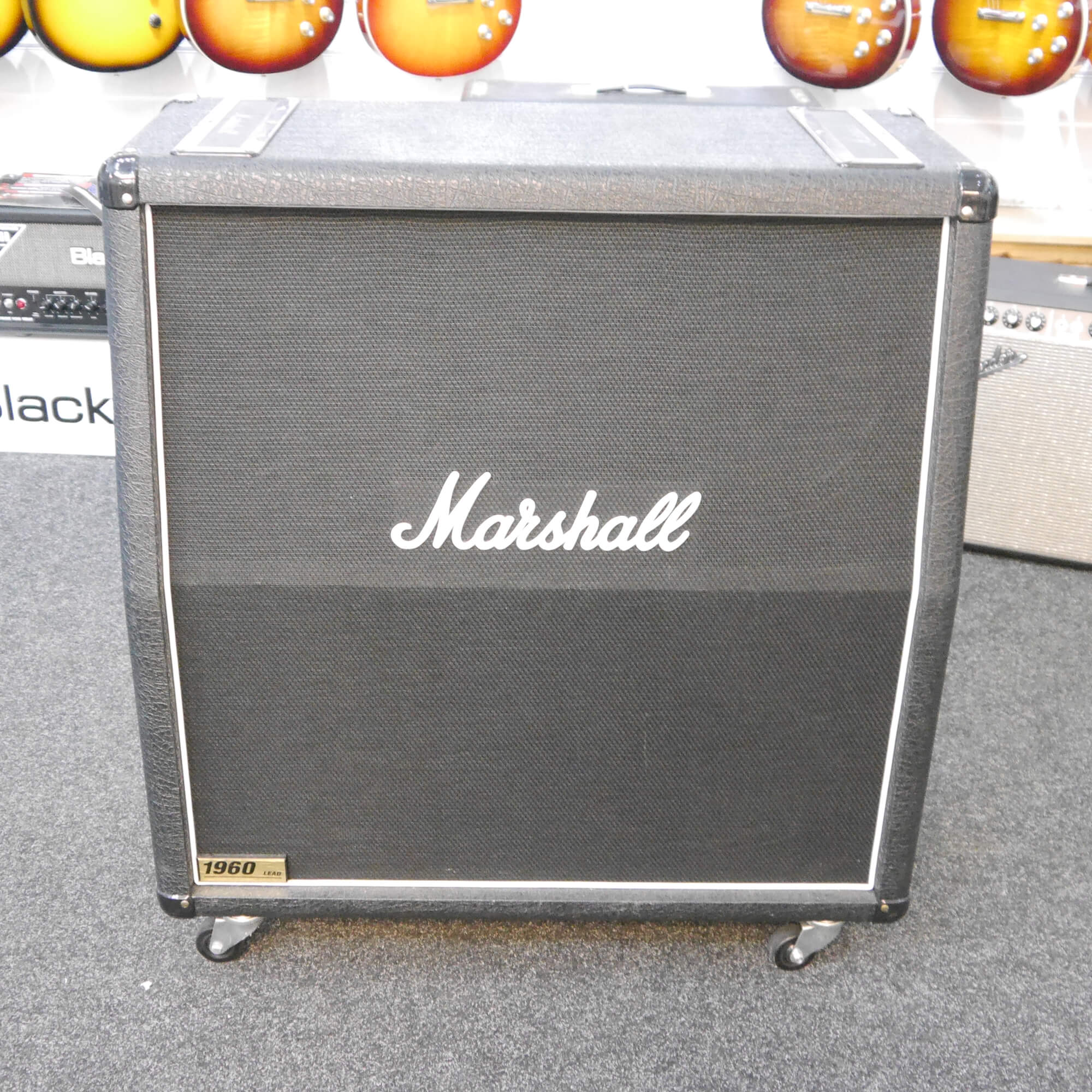Marshall 1960 4x12 Cabinet - 2nd Hand **COLLECTION ONLY**