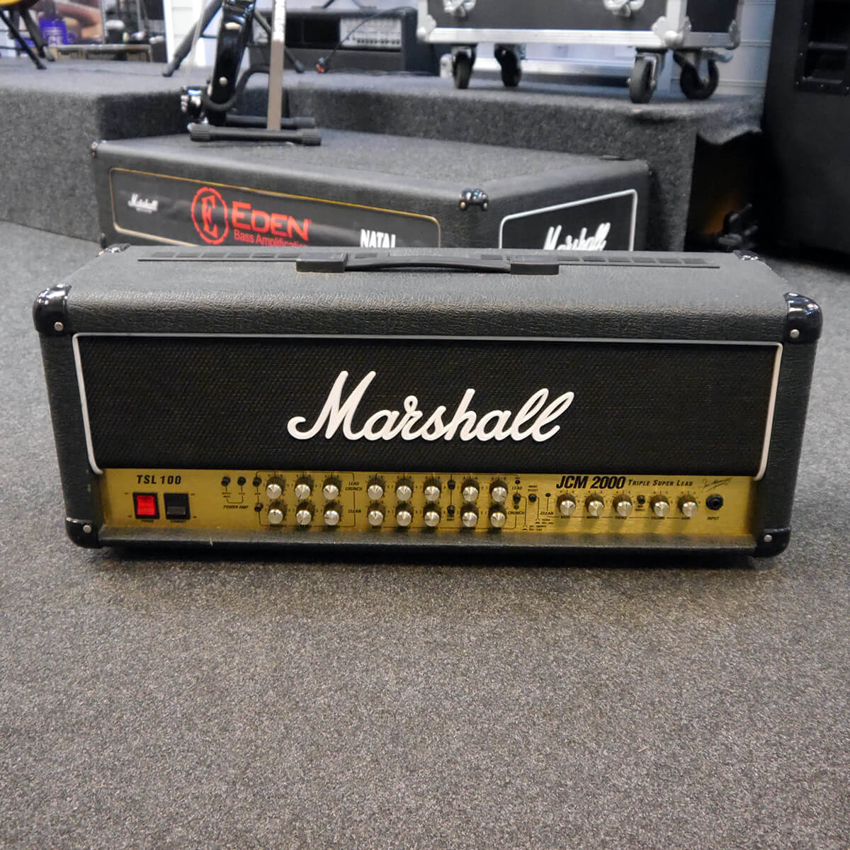 Marshall JCM2000 TSL Amplifier Head - 2nd Hand **COLLECTION ONLY**