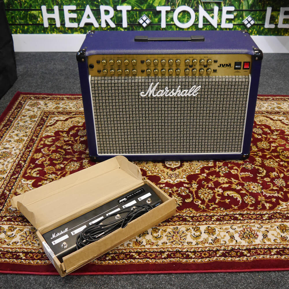 Marshall JVM 410C Ltd Edition Combo Amplifier - 2nd Hand **COLLECTION ONLY**