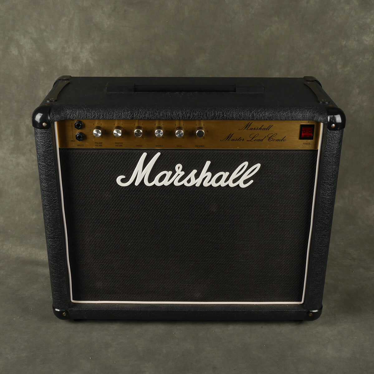 Marshall Master Lead 5010 Combo Amplifier - 2nd Hand