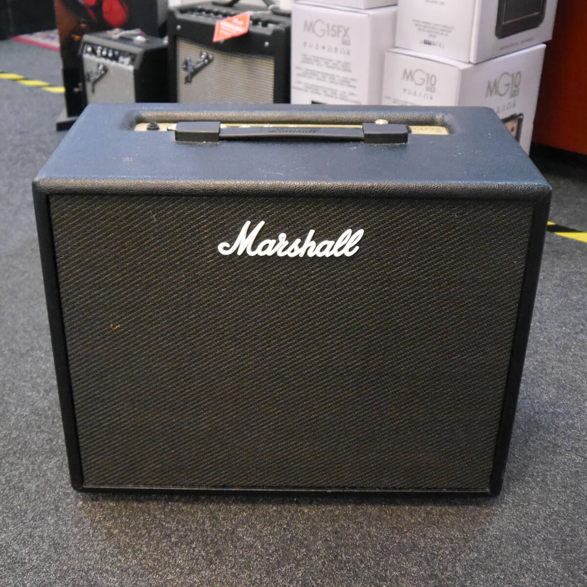 Marshall Code 50 Combo Amplifier - 2nd Hand