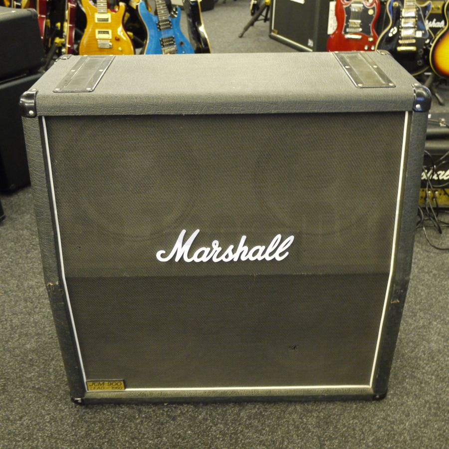 marshall 1960a cab 4x12 2nd hand rich tone music. Black Bedroom Furniture Sets. Home Design Ideas