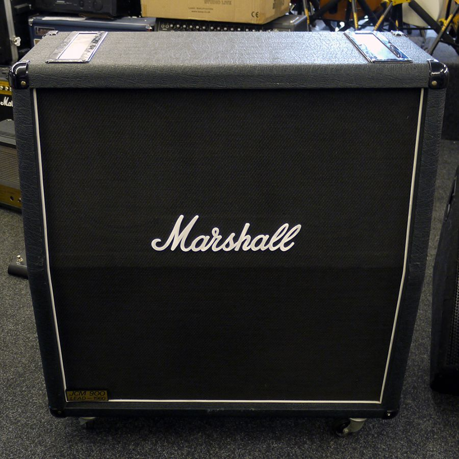 marshall 1960a speaker cab 2nd hand rich tone music. Black Bedroom Furniture Sets. Home Design Ideas