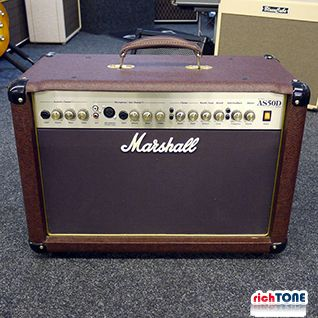 marshall as50d acoustic amp rich tone music. Black Bedroom Furniture Sets. Home Design Ideas