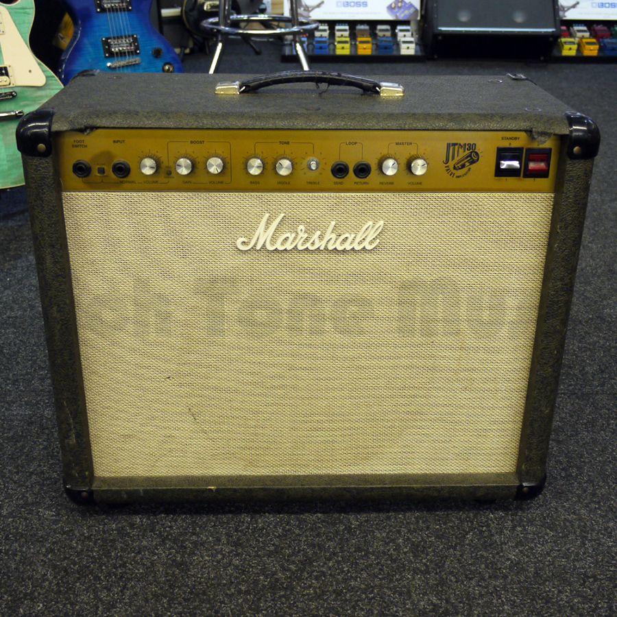 marshall jtm30 combo guitar amp 2nd hand rich tone music. Black Bedroom Furniture Sets. Home Design Ideas