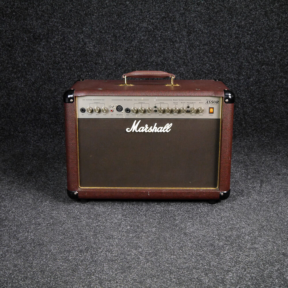 Marshall AS50R Acoustic Combo Amp - 2nd Hand