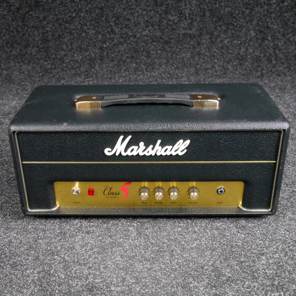 Marshall Class 5 Valve Amplifier Head - 2nd Hand **COLLECTION ONLY**