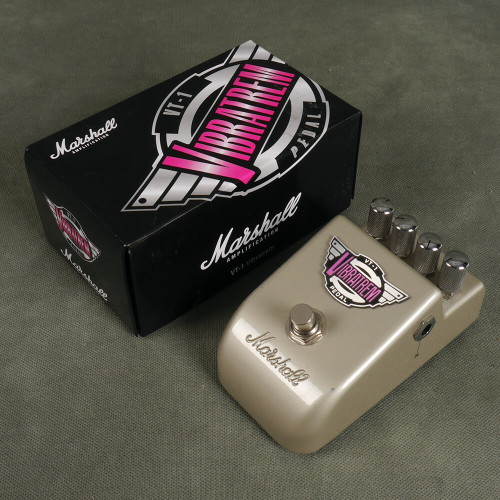 Second Hand FX Pedals | Rich Tone Music