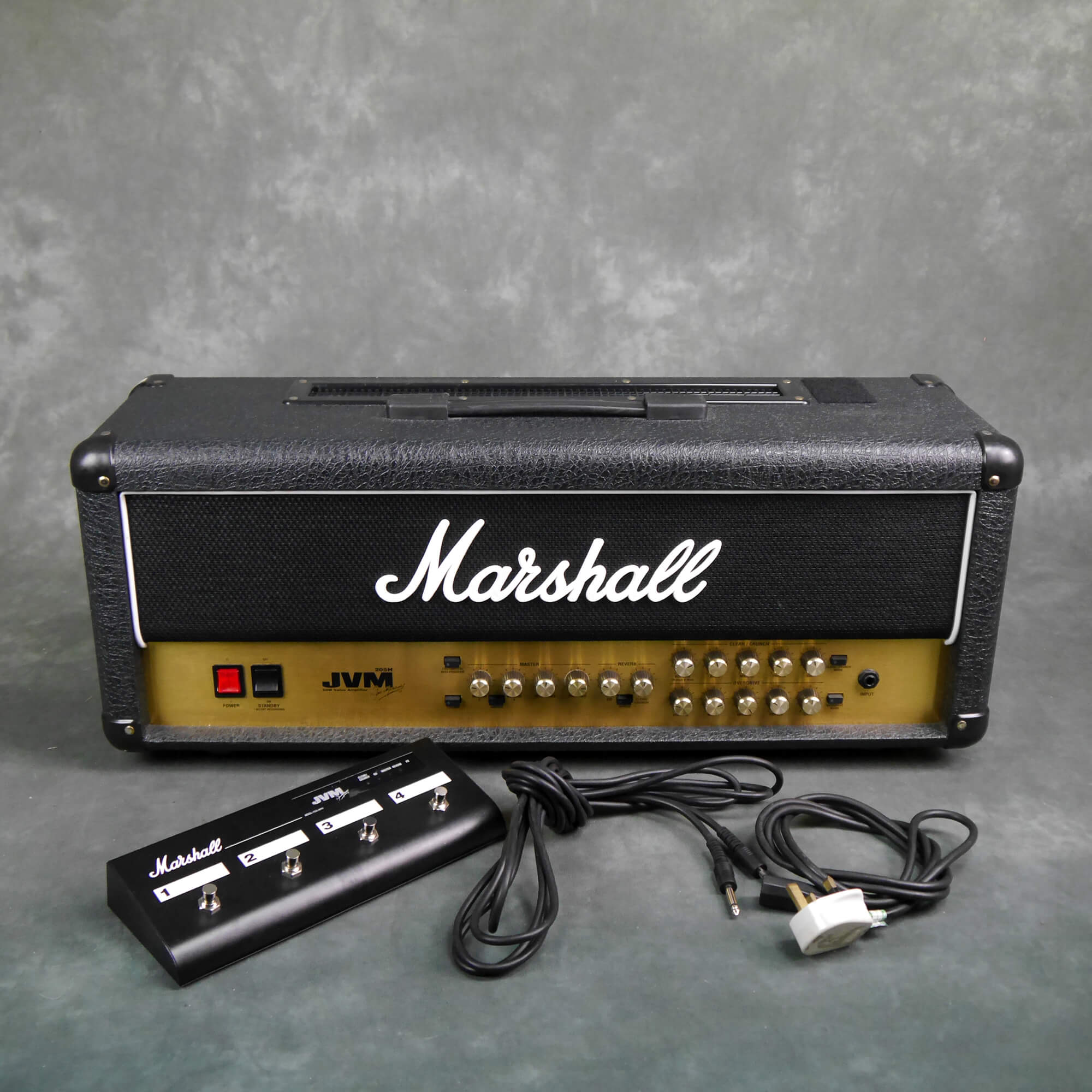 Marshall JVM205M Valve Amp Head - 2nd Hand **COLLECTION ONLY**