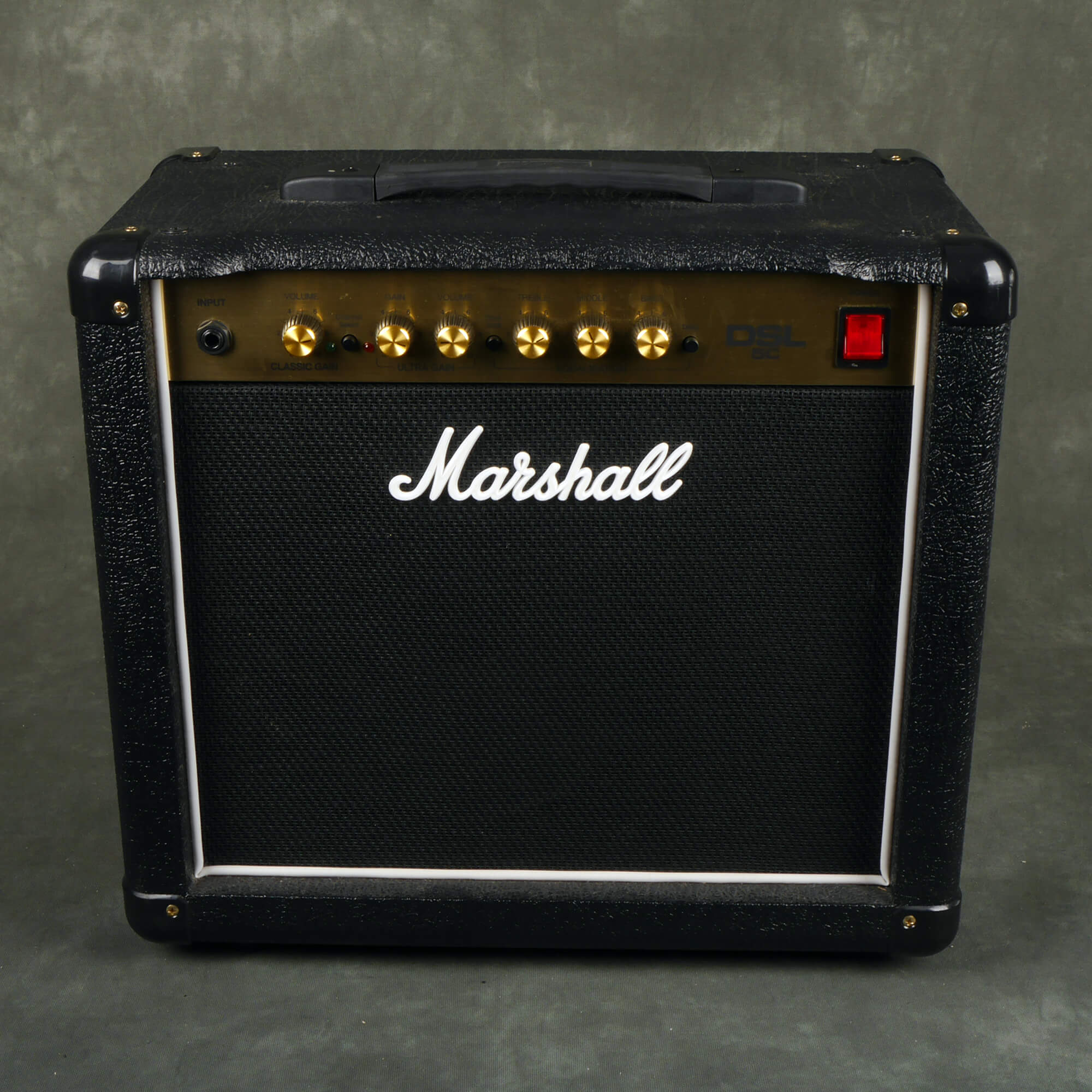 Marshall DSL5C Valve Combo Amp - 2nd Hand **COLLECTION ONLY**