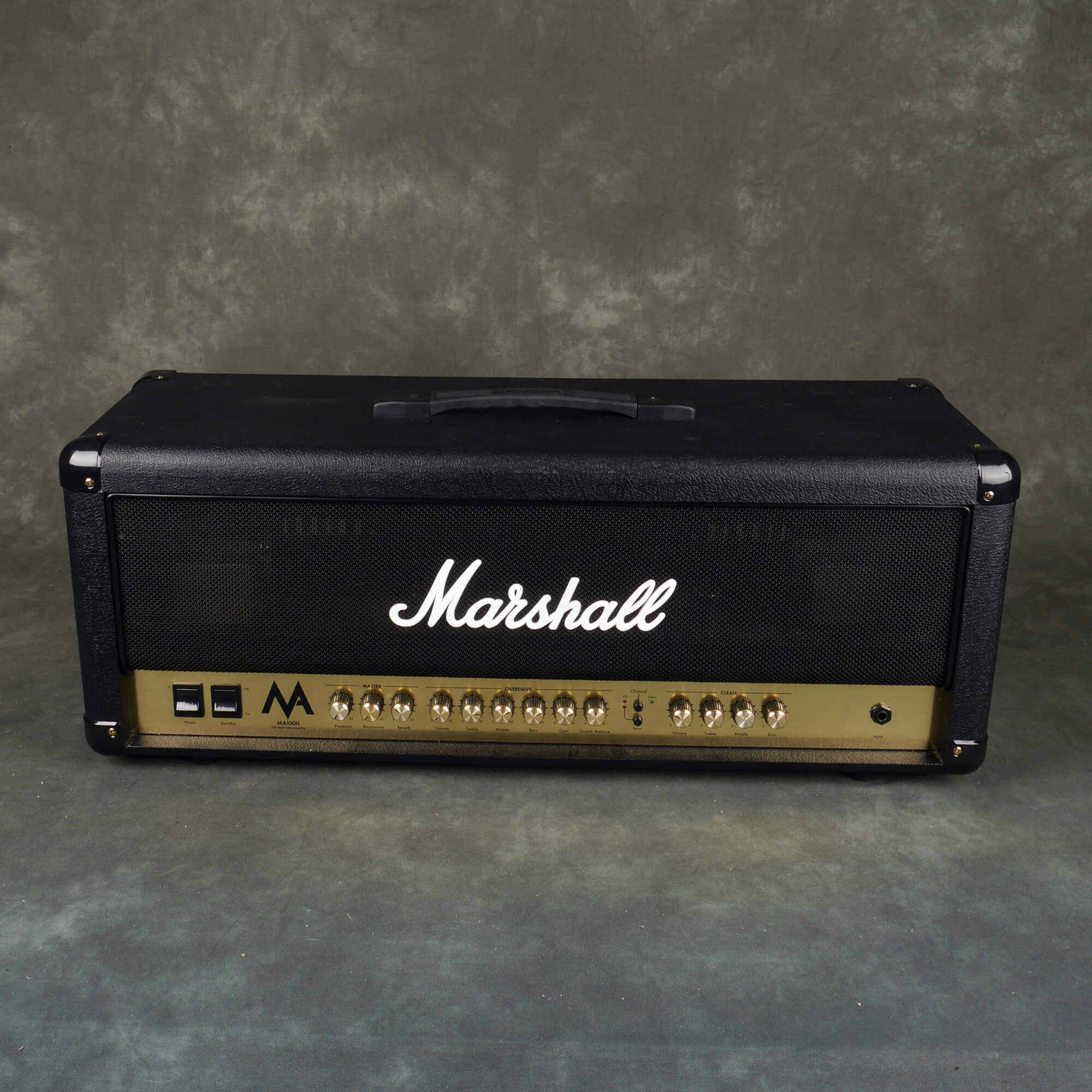 Marshall MA100H Guitar Amplifier Head - 2nd Hand