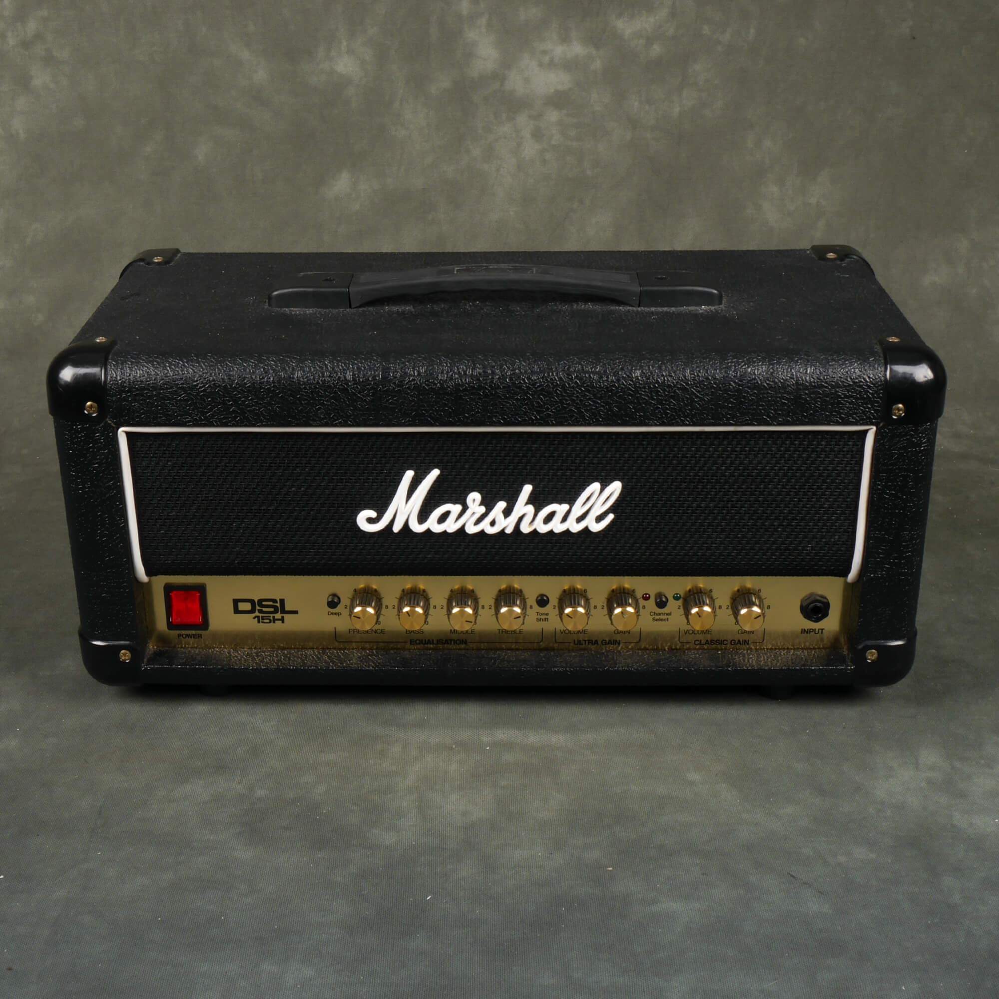 Marshall DSL15H Guitar Amplifier - 2nd Hand **COLLECTION ONLY**