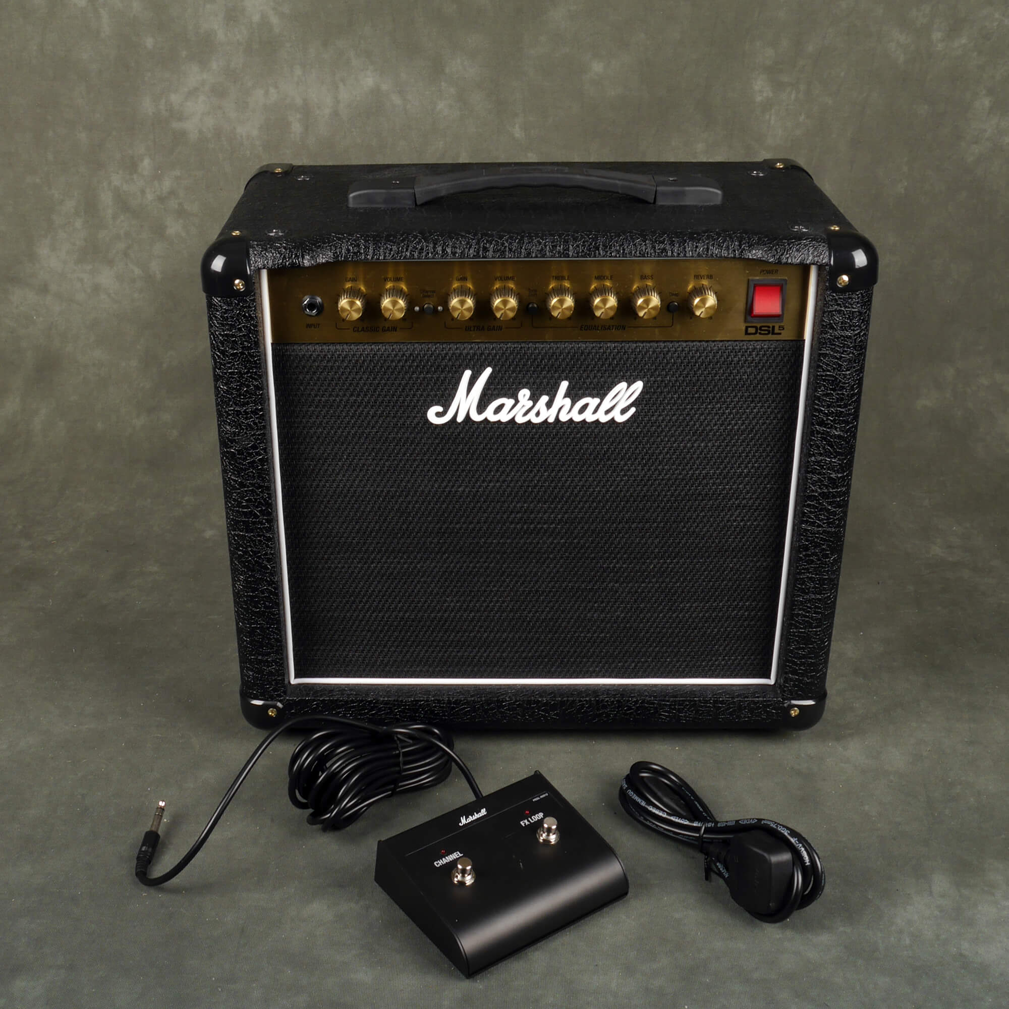Marshall DSL5CR Guitar Combo Amplifier - 2nd Hand