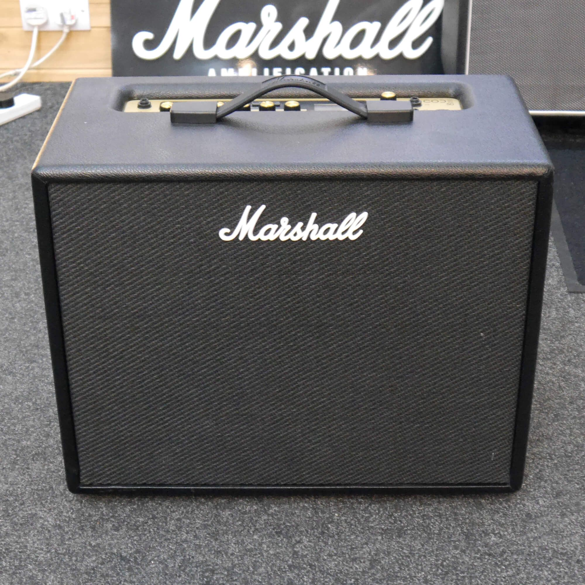 Marshall Code 50 Combo Amplifier - 2nd Hand